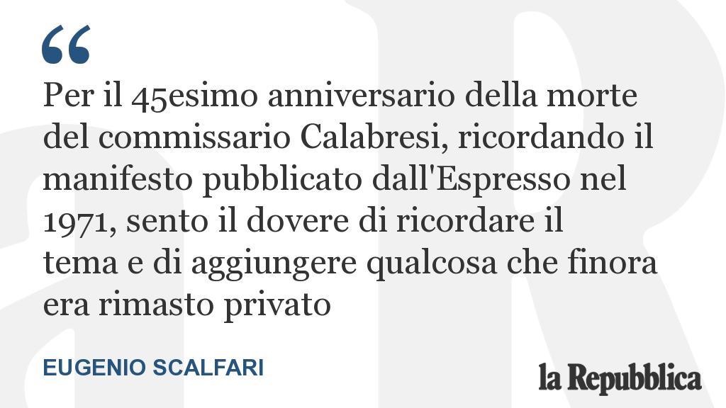 #Calabresi