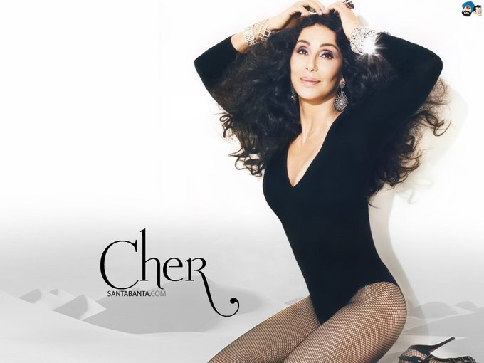 71 today. Happy Birthday Cher