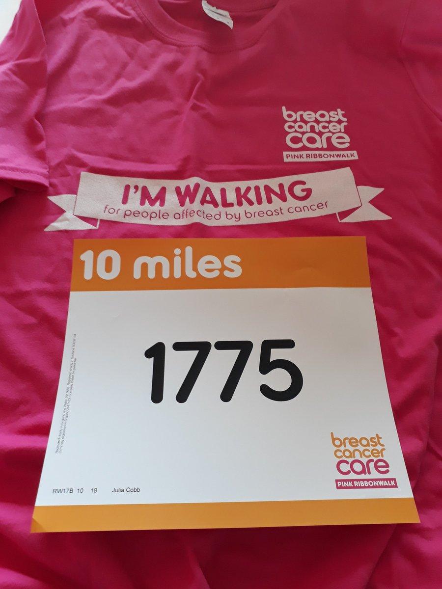 test Twitter Media - RT @JuliaCobb4: 10 miles #pinkribbonwalk #teacher5aday https://t.co/Rl76E1DJAL