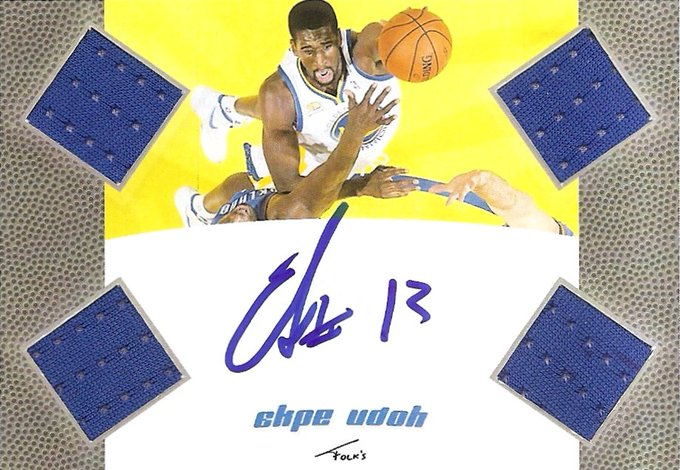 Happy Birthday to Ekpe Udoh of who turns 30 today. Enjoy your day