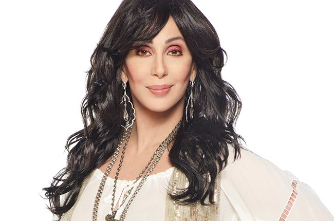 Happy birthday to Cher!  I got you babe