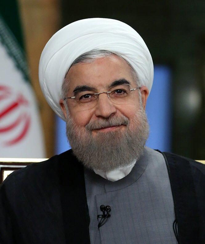 #Rouhani