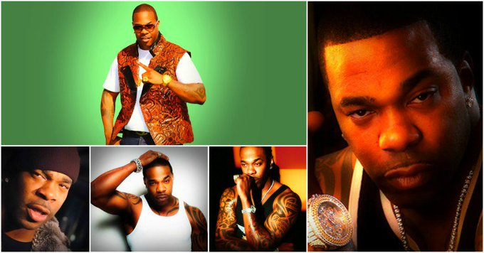 Happy Birthday to Busta Rhymes (born May 20, 1972)