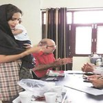 Iranian students flock to Panjab University to vote in their presidentialpoll
