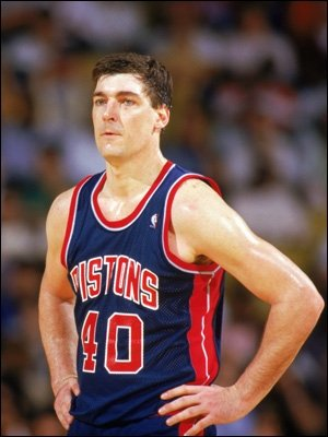 Happy 60th Birthday to  Bill Laimbeer