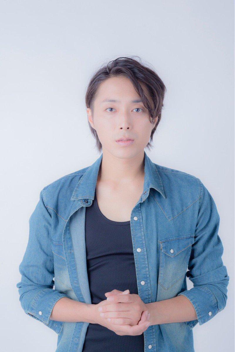 【役者紹介①】今回の主役は沖野晃司さん。斬劇戦国BASARAの石田三成や、ご自身の所属劇団・ボクラ団義さんで活躍されてい