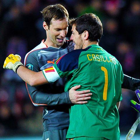 Happy Birthday to Petr ech (35) & Iker Casillas (36)