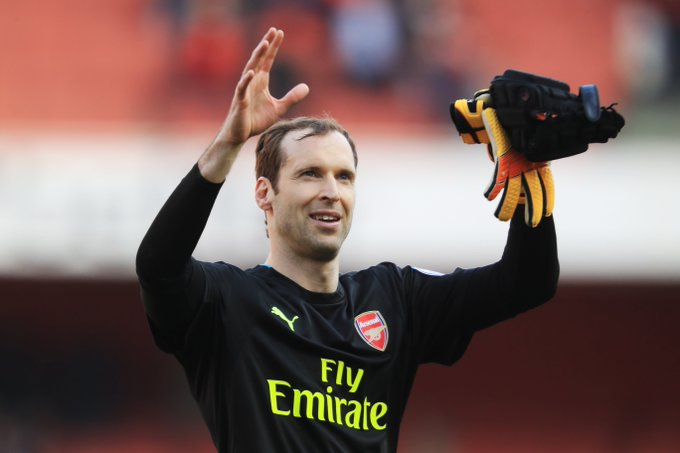 Happy birthday to Petr Cech!