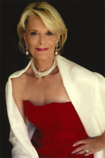 Happy 84th birthday to the one, the only, the magnificent CONSTANCE TOWERS!
