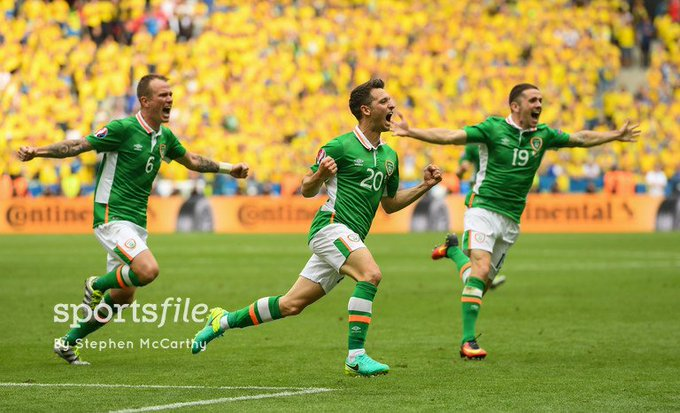 Happy birthday to the Republic of Ireland\s wizardry play-maker Wes Hoolahan.