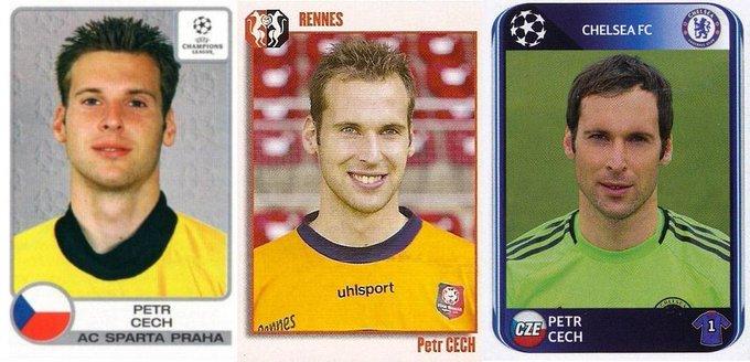 Happy Birthday to Petr CECH