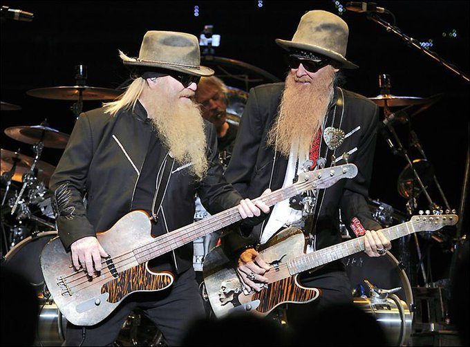 Happy Birthday to \s Dusty Hill!!!