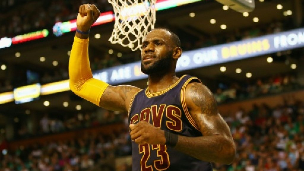 James snubbed as NBA Most Valuable Player award finalist