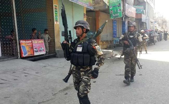 Two Killed As Gunmen Attack Bank In Eastern Afghanistan