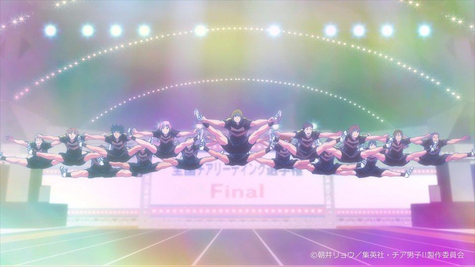 日本テレビ「嵐にしやがれ」はご覧いただけたでしょうか?男子チアの迫力は本当に凄いんです!!SHOCKERSがモデルとなっ