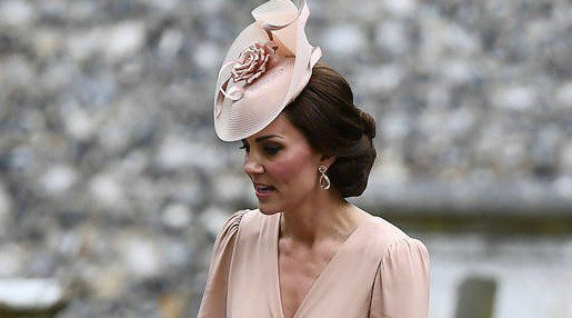 Get all the details on Kate Middleton's elegant look at Pippa Middleton's wedding: