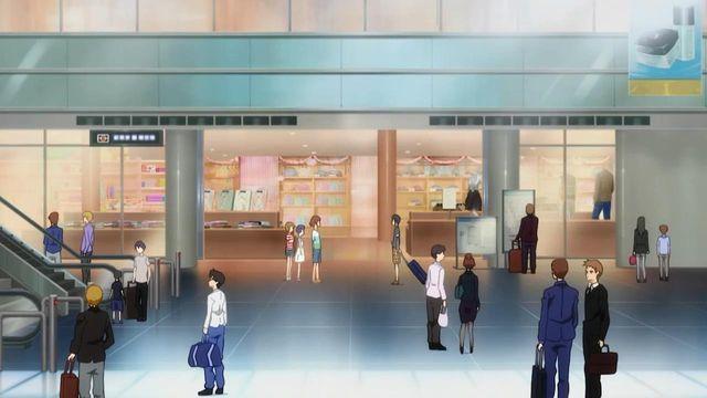 のうりん(2014) 10話中部国際空港(愛知県常滑市)セントレアこの空港の母都市は名古屋なのでIATA空港コードは「N