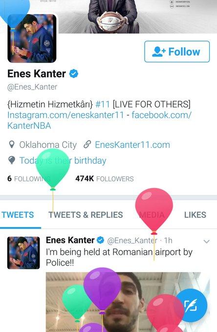 Hey Happy Birthday tho