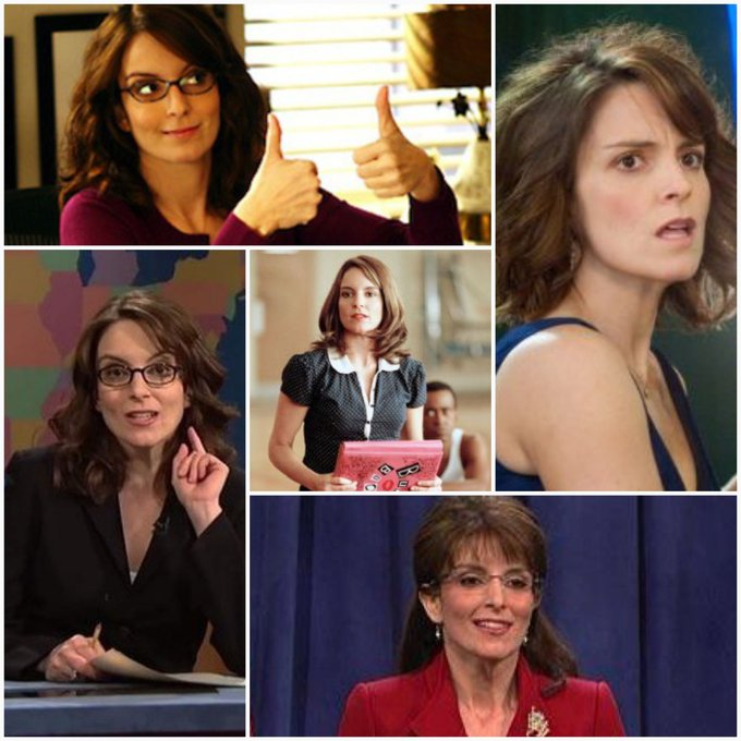I missed Tina Fey\s birthday earlier this week! Happy Birthday to one of the funniest women ever!
