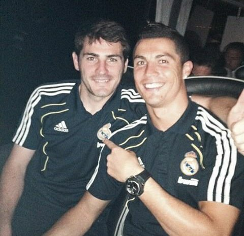 Happy Birthday Iker Casillas.