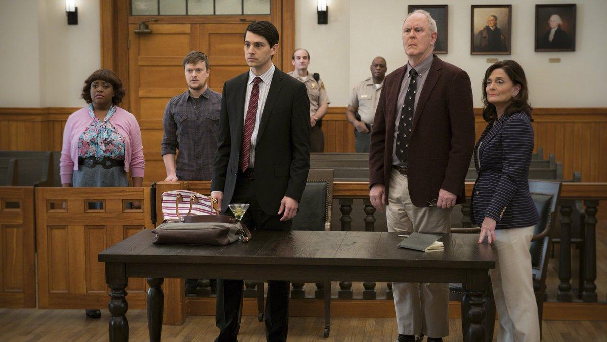 NBC renews 'Trial & Error' for second season