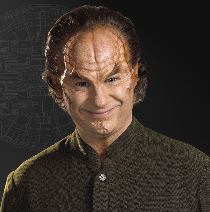 Happy Birthday to DR. Phlox...John Billingsley.