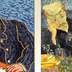 It's been a big week in art: Vincent van Gogh and Nathan Buckley