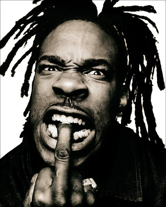 Happy 45th birthday to Busta Rhymes!