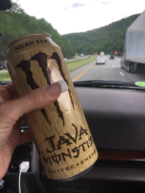 Thanks for the #roadtrip energy @MonsterEnergy ! My personal favorite is #meanbean https://t.co/nAf4