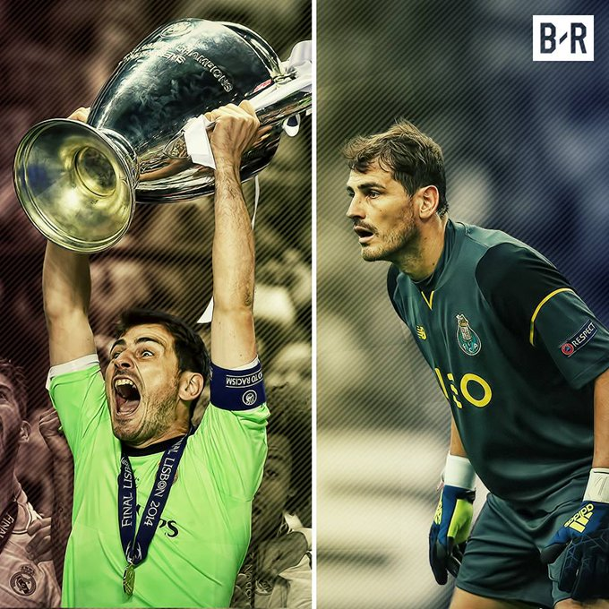 Happy birthday, Iker Casillas :      :