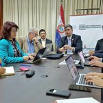 El Salvador conoce el manejo del sistema de seguimiento de Paraguay - Diario Co Latino