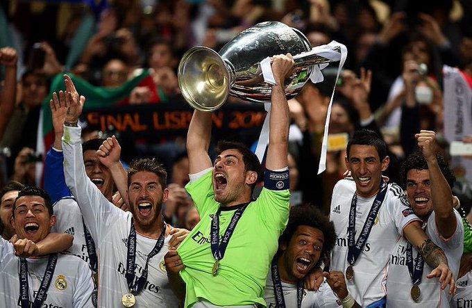 Happy birthday to Iker Casillas. he is the best goalkeeper ever.