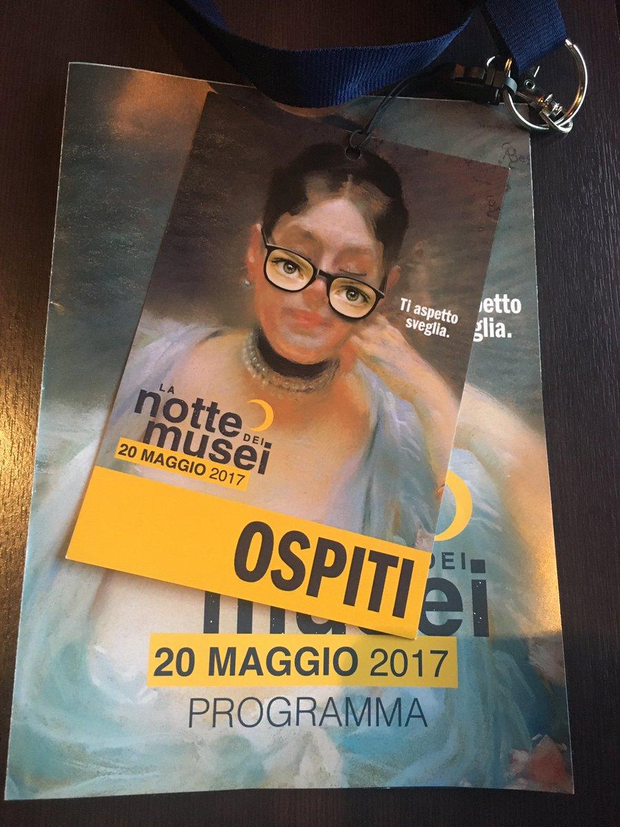 #nottedeimusei2017