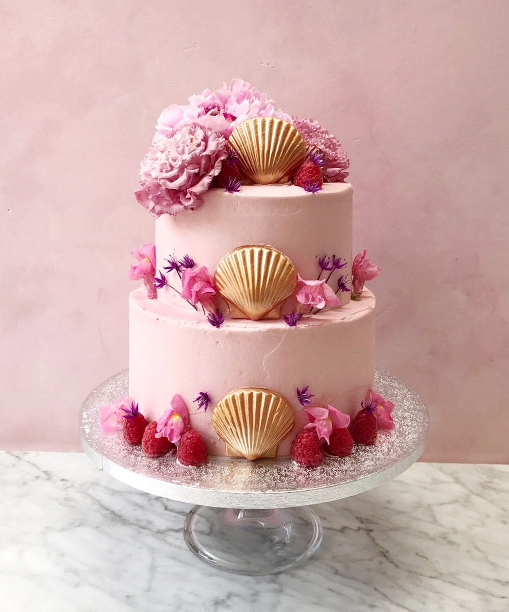 Lily Vanilli Bakery London's best cake shops