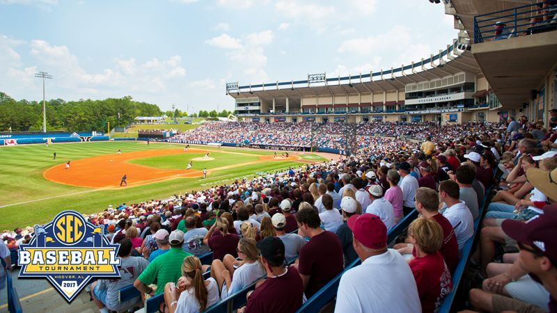 Don't miss some of the best baseball in the country at the @SEC Baseball Tournament. https://t.co/mTTHlh1ukZ https://t.co/md1t1gXM6A