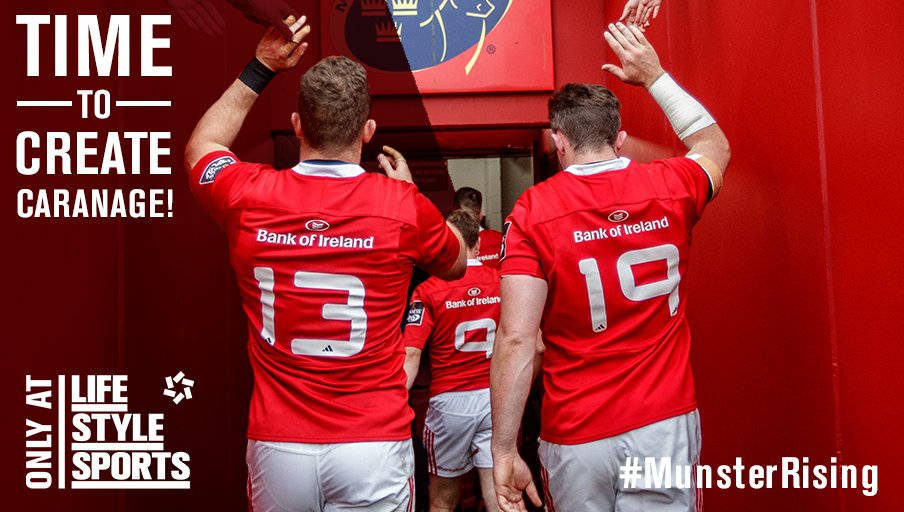 What a second half, this #MunsterRising has booked their place in the @PRO12rugby Final! #MUNvOSP https://t.co/F1Z76uAW2o