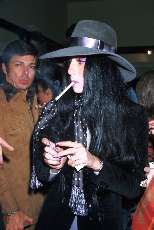 Happy birthday to one of my biggest style inspos, Cher