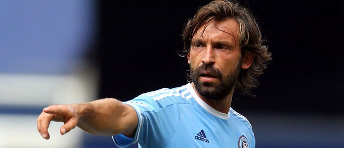 Happy Birthday Andrea Pirlo