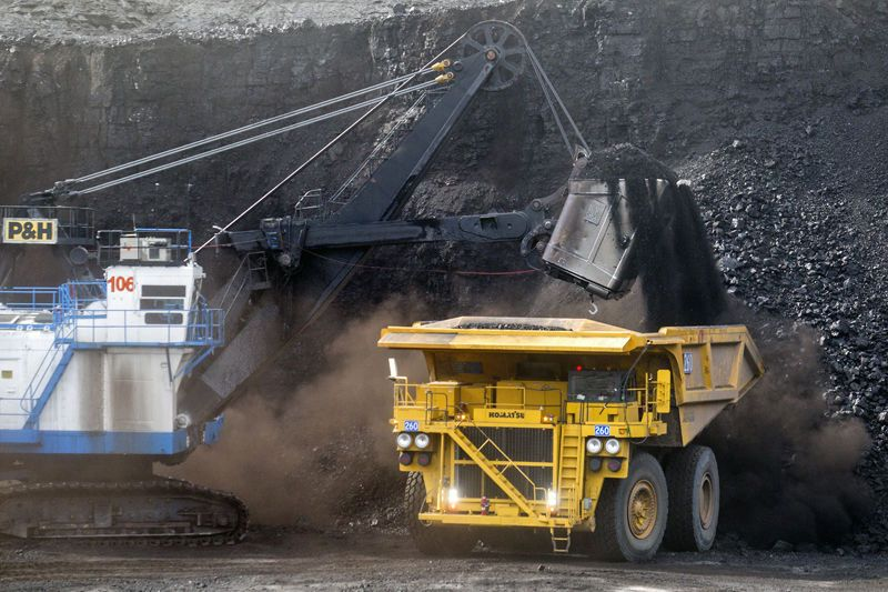"Economist says state's lower coal production levels a ""new normal"""