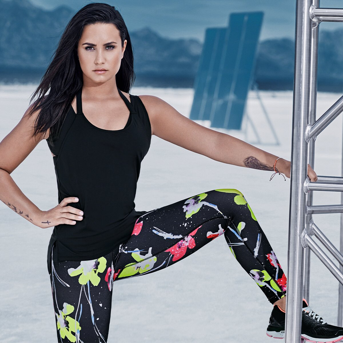 Love your body, no matter what. #Demi4Fabletics https://t.co/GKN6sj78W6 https://t.co/4FBCa81c9m