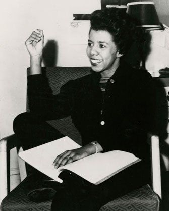 Happy Belated Birthday to Lorraine Hansberry.