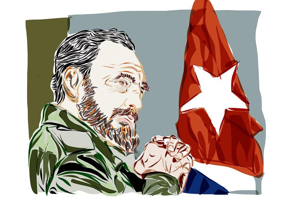 Кубинская революция открытки 72