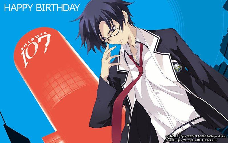 5月21日は!「CHAOS;CHILD」でおなじみ、情強といえばこの人!宮代拓留の誕生日!Happy Birthday!