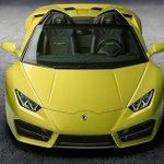 Lamborghini blows the roof off the Huracan