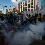 Day 50: Up to 200,000 protesters march against Venezuela's Maduro