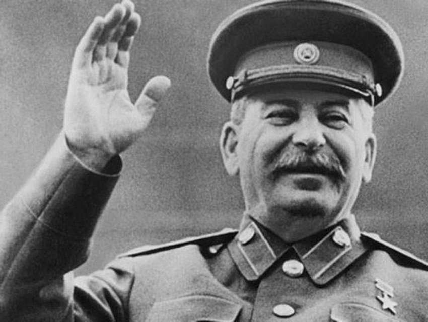 Ukraine is charging Joseph Stalin with crimes in Crimea