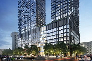 Green card 'guaranteed' for Journal Square investment: report