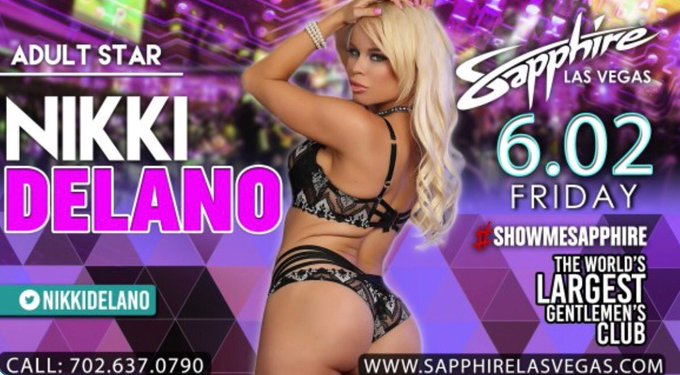 2 pic. Next stop on my feature tour is @TheSapphireLV June 2 and @SapphireDayClub June 3 https://t.c