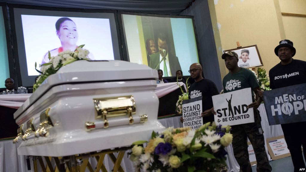 Brutal Murders of Women, Girls in South Africa Prompt Calls to Act