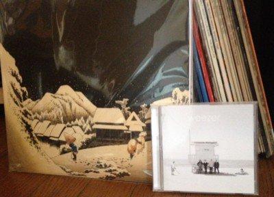 ファースト、セカンドの呪いから解き放たれた一枚/Weezer『Weezer(White Album)』 - くりごはんが